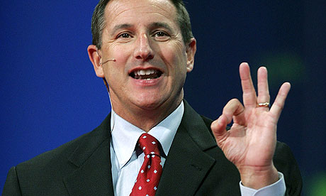 Former HP chief MARK HURD joins Oracle | Technology | guardian.