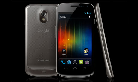 Samsung Galaxy Nexus - Ice Cream Sandwich