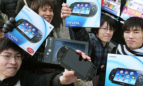 PS VITA | Technology | The Guardian