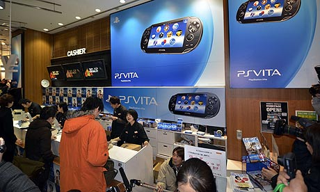 Sony mystified by PS Vita glitch reports