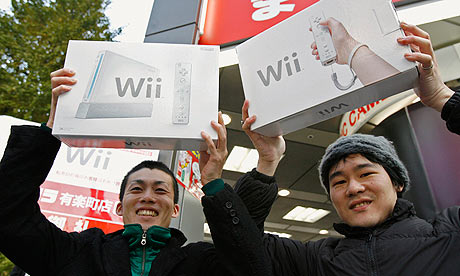 nintendo wii 2 console 2011. Wii Japanese launch. Two