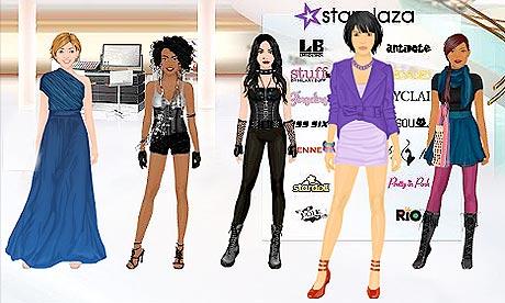 Celebrity Dress Up Games   Free Celebrity Dress Up Games
