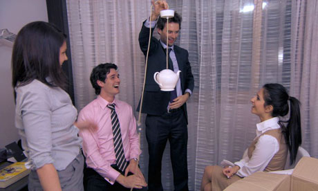 The Apprentice 2011: episode eight
