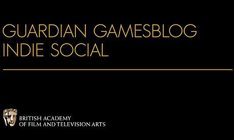 Guardian Gamesblog Indie Social 2012
