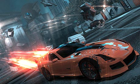 Ridge Racer: Unbounded Savegame