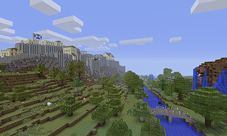 Minecraft: Xbox 360 edition – review | Technology | guardian.