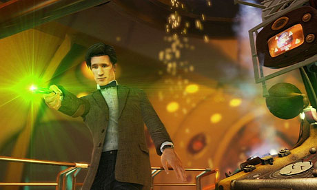 Screens Zimmer 1 angezeig: doctor who the eternity clock ps3
