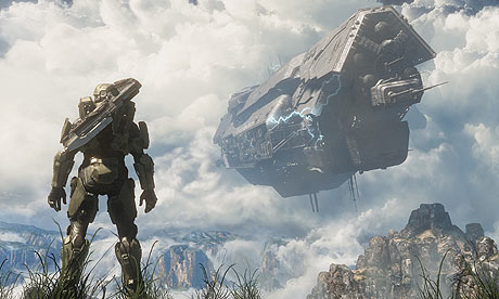 Halo 4 001 Microsoft partners with AMEX, pays you for completing Halo 4