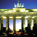 Berlin: The Brandenburg Gate