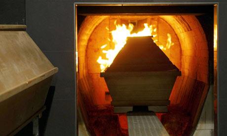 how to get a job in a crematorium