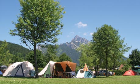 Perfect pitches: camping in France | Travel | The Guardian