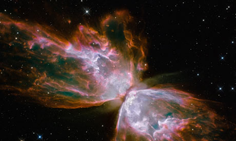 The Eye of Heaven Images from the Hubble Space Telescope