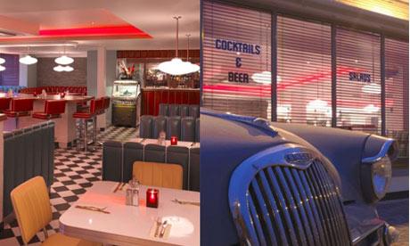7 Hotel & Diner