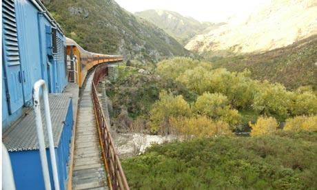 new zealand taieri gorge