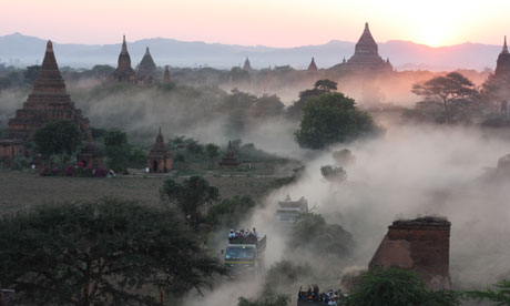Burma bagan