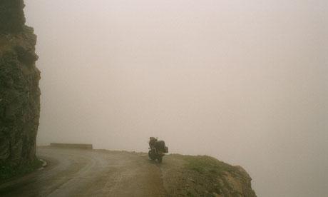 Dave Fisher's wet bike