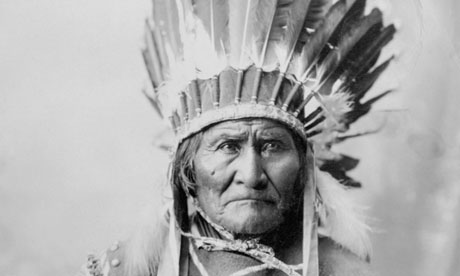 Real Geronimo was wily fighter whose skill lay in avoiding war, author claims