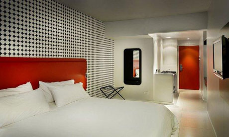 Top 10 hotels and B&Bs in Buenos Aires