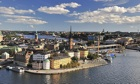 Stockholm, view from city hall tower