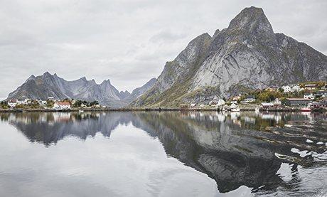 Reinefjorden, Norway