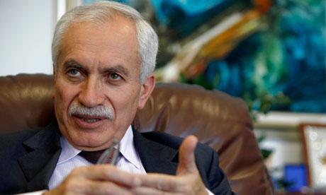 Cyprus finance minister Vassos Shiarly