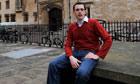 Brasenose College student Eylon Aslan-Levy