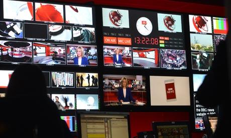 New BBC studios