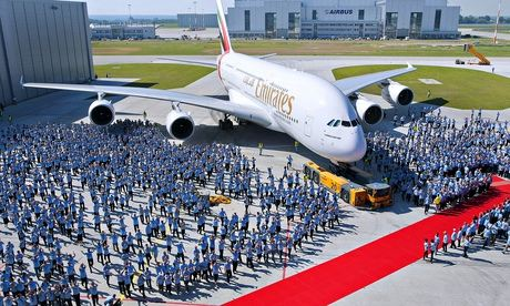 A380's failure to take off puts future of the 'queen of the skies' in doubt