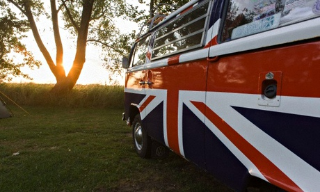 UK campervan