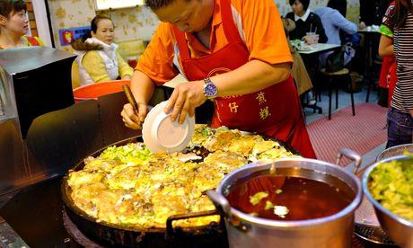 Taiwan cook