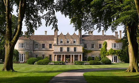 Win a spa retreat at lucknam park hotel travel - Secret escapes london office ...