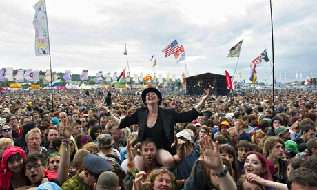 Florence will star at Glastonbury, but festival fields are tilted against women
