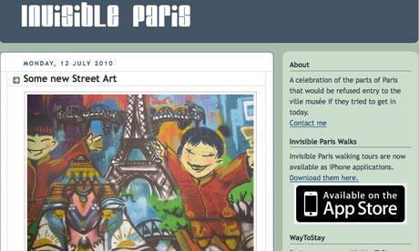 Invisible Paris