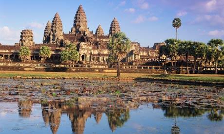 Туризм камбоджи