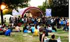 Underage Festival in Victoria Park, London