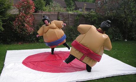 sumo wrestling ring
