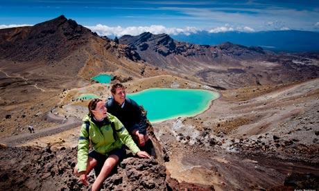 New Zealand's 3,300km Te Araroa trail