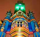 Bradford Town Hall.