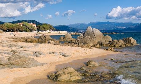 Porto Pollo, Corsica, France