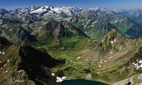 Vélo Pyrénées