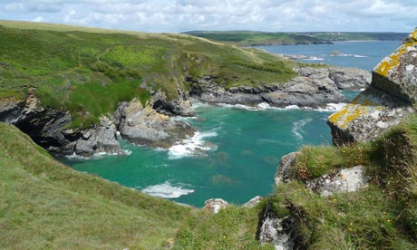Piskies Cove, Cornwall