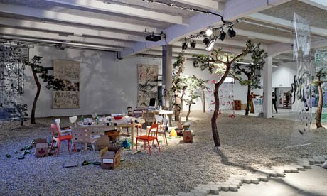 Lyon Biennale, 2009