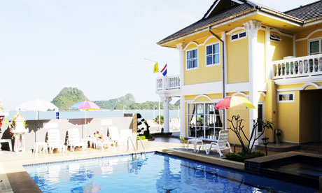 Sun Beach Guesthouse, Prachuap Khiri Khan