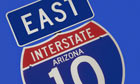 INTERSTATE SIGN ARIZONA USA