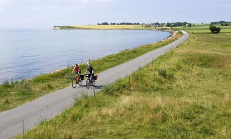 Denmark, Mountainbikers