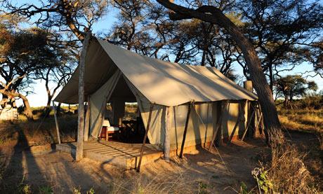 Somalisa Camp, Hwange Zimbabwe