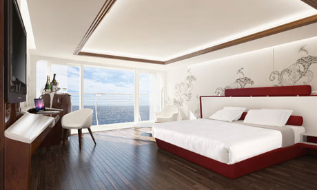catalonia hotels five new places to stay in and near barcelona travel the guardian. Black Bedroom Furniture Sets. Home Design Ideas