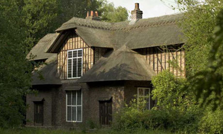 Queen Charlotte's Cottage, Kew Gardens