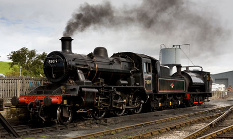 Embsay & Bolton Abbey Steam Railway, Yorkshire Dales