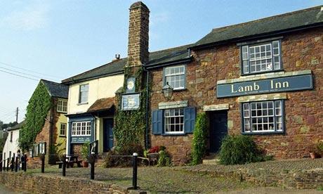 The Lamb Inn, Crediton
